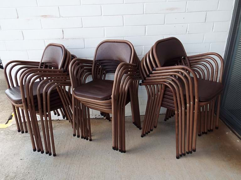 1950s Nest-a-bye chairs Sebel