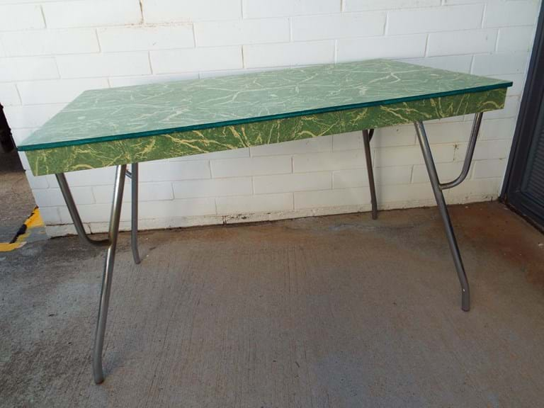 1950s kitchen or dining table