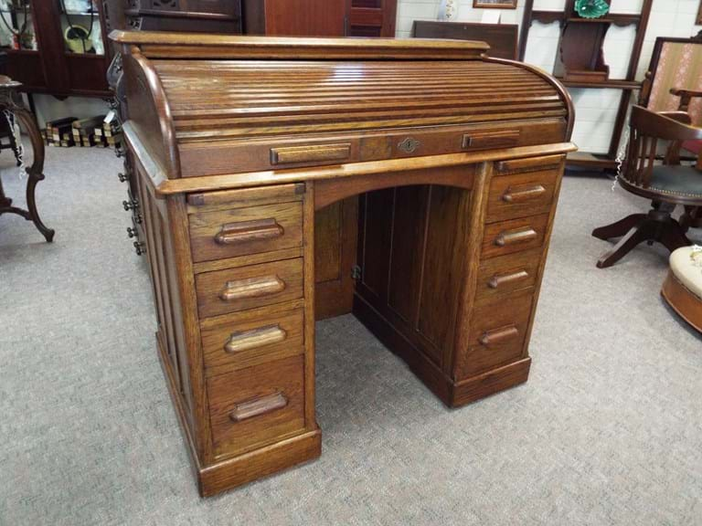 Antique Furniture For The Study Sold