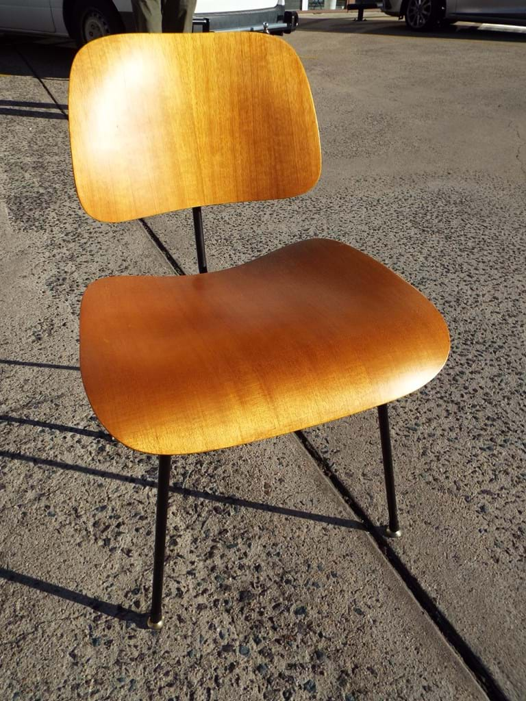 DCM chair by Charles Eames