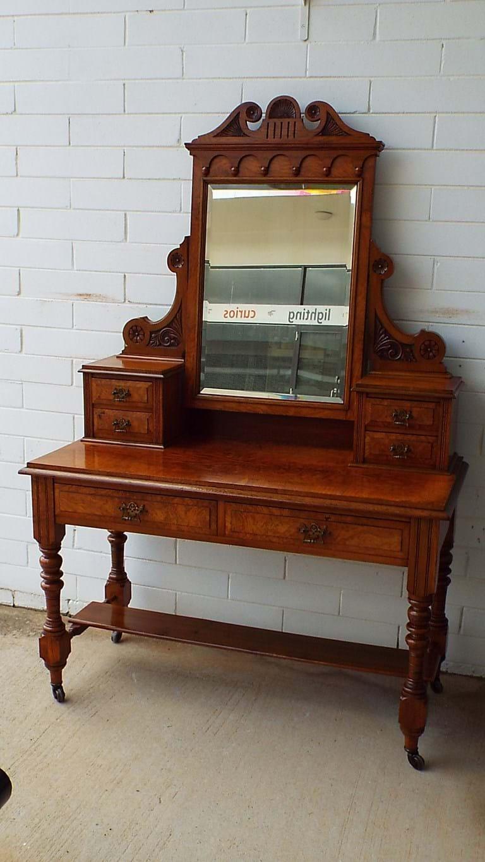 c1900 pollard oak dressing table. Antique Bedroom Furniture   Canberra Antiques Centre   Australia