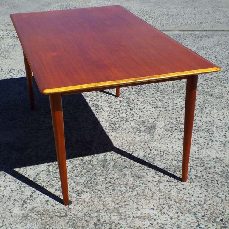 1960s dining table by Parker