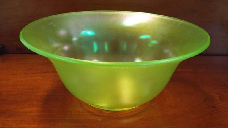 WMF Myra Kristall German glass bowl