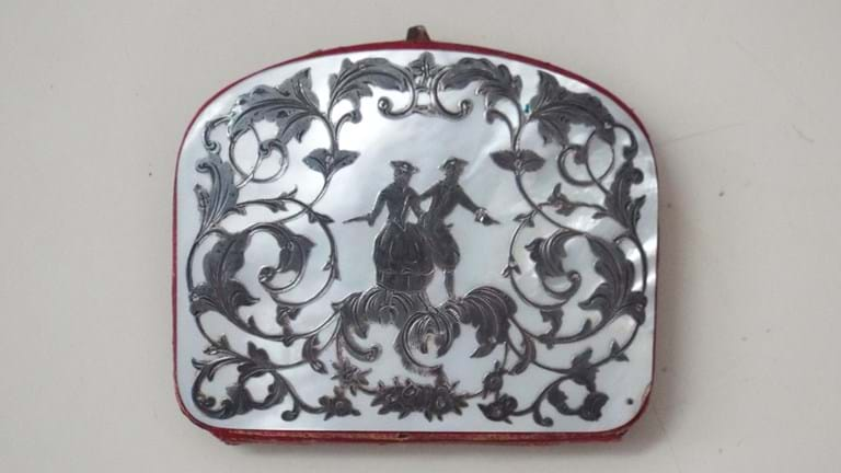 Edwardian ladies purse
