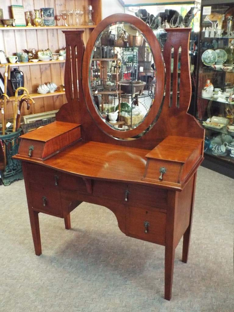 Australian antique furniture sold for Australian arts and crafts
