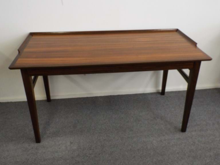 Fred Ward secretarial table