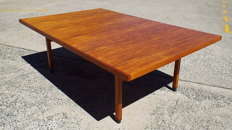 1960s boardroom table