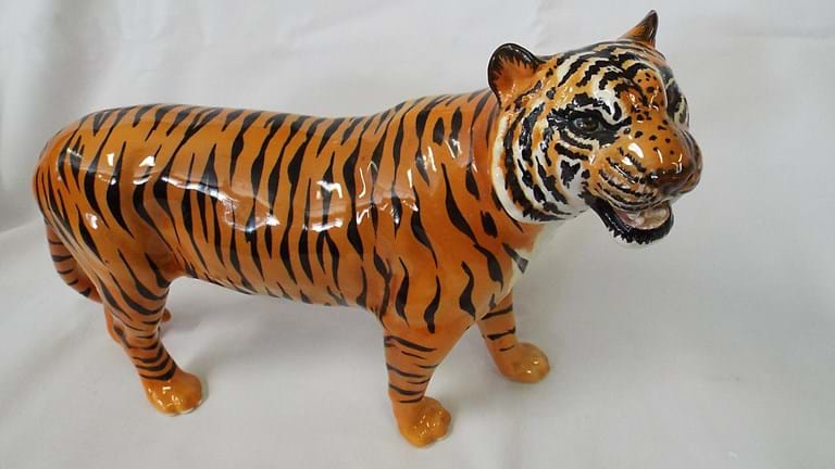 Beswick pottery tiger