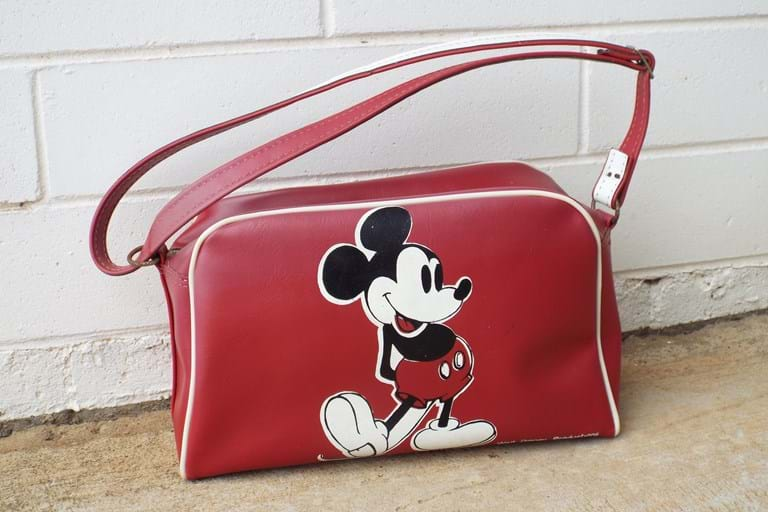 1960s Disney Mickey Mouse bag