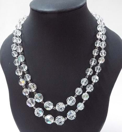 1960s double strand crystals