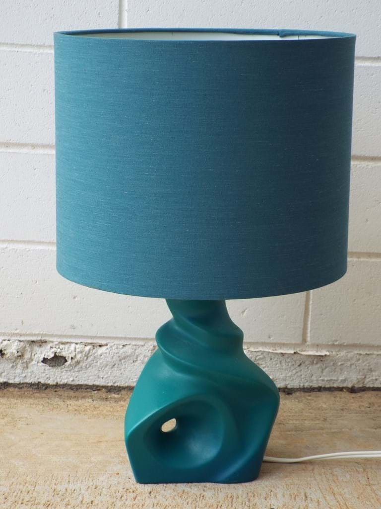 1960s/70s ceramic table lamp