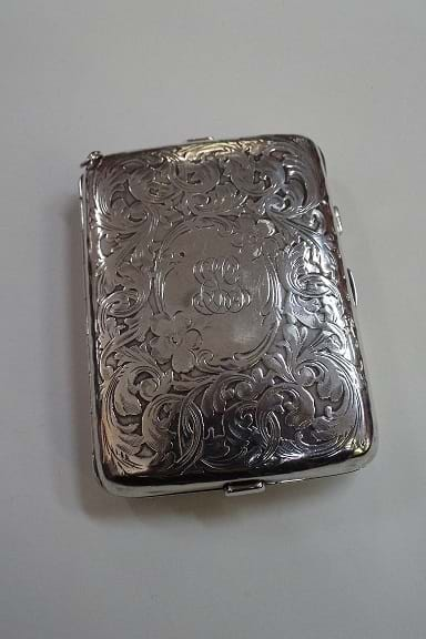 Tiffany silver coins/notes/multipurpose wallet