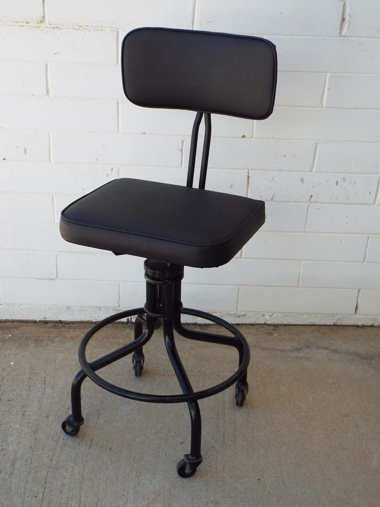 1960s draftsmans chair by Bendix
