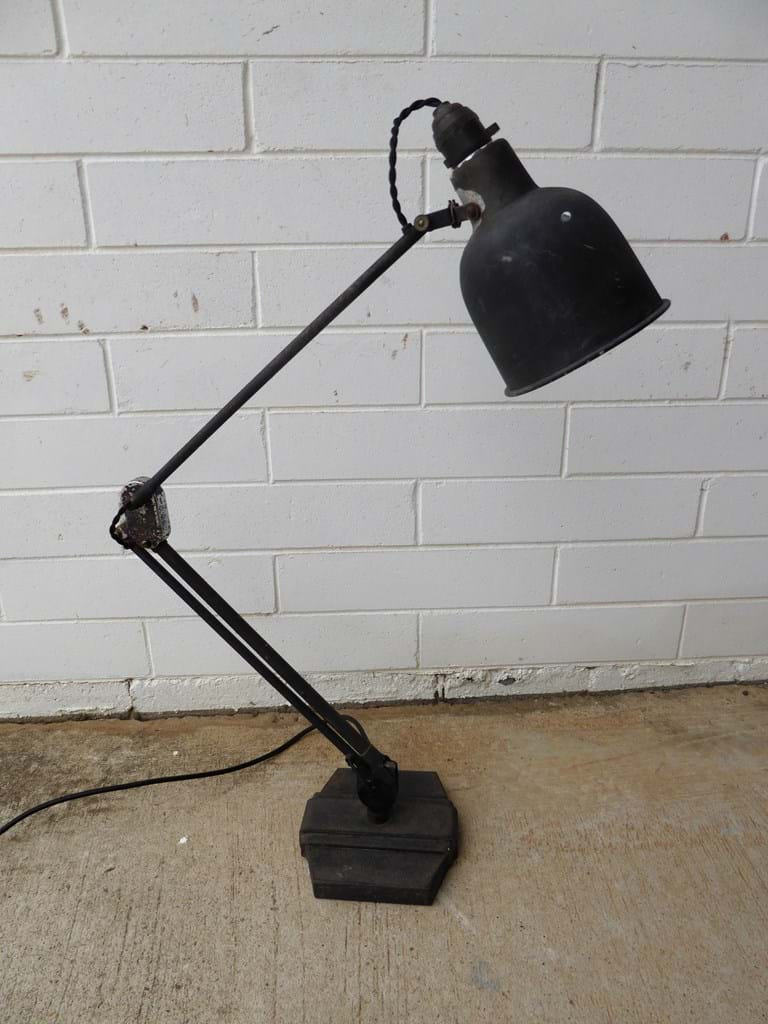 1950s desk/task lamp by Planet Lighting