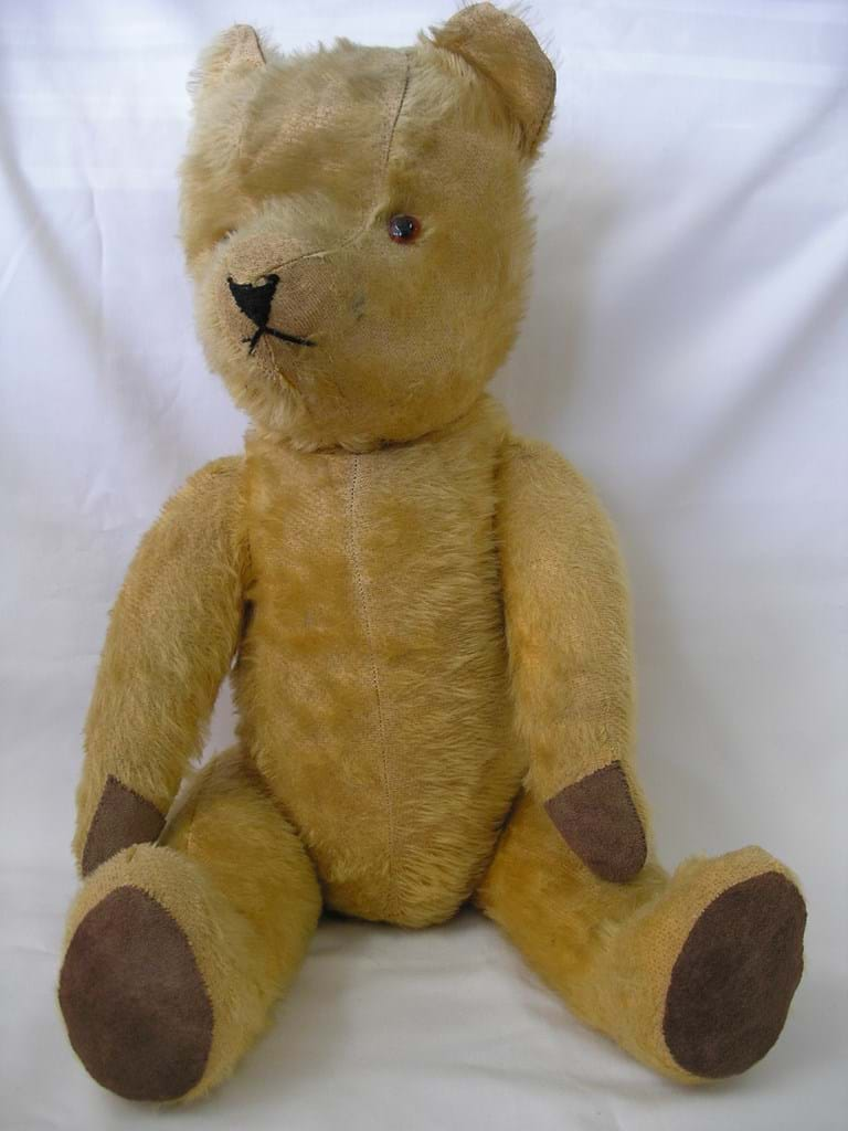 c1930s teddy bear