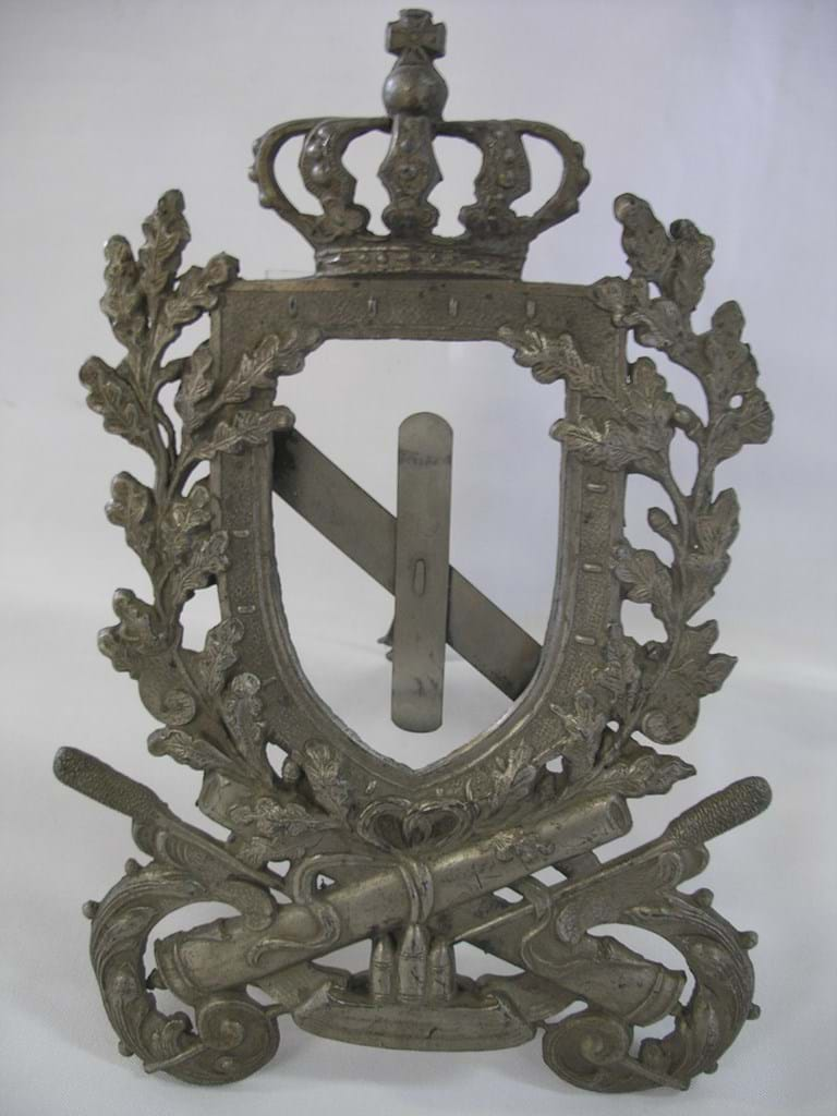 WWI German picture frame
