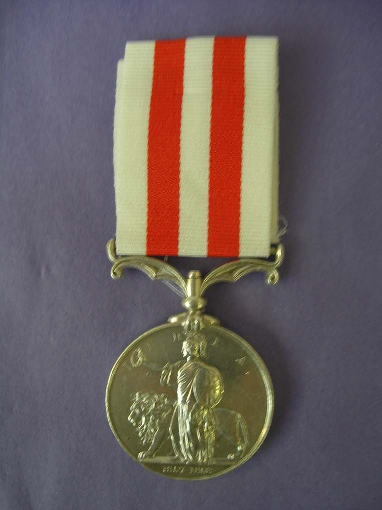 1857 - 1858 Indian Mutiny Medal