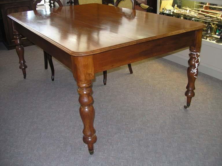 Australian Colonial Cedar Farmhouse Dining Table