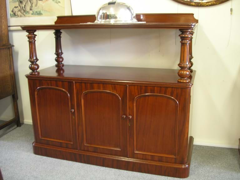 Antique dining kitchen furniture