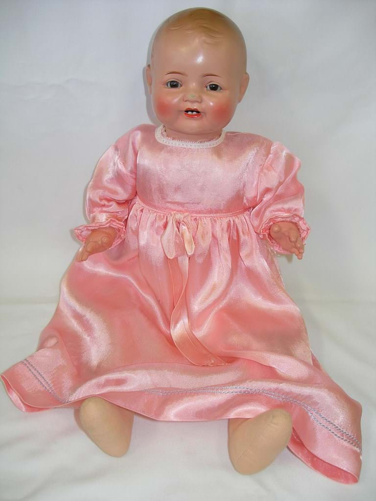 1930s Armand Marseille German doll