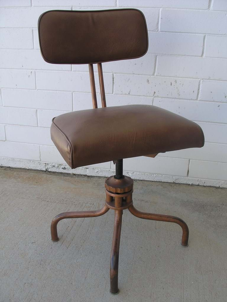 1950s office chair