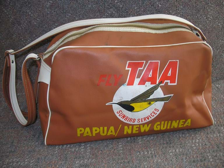 TAA Sunbird Services cabin bag