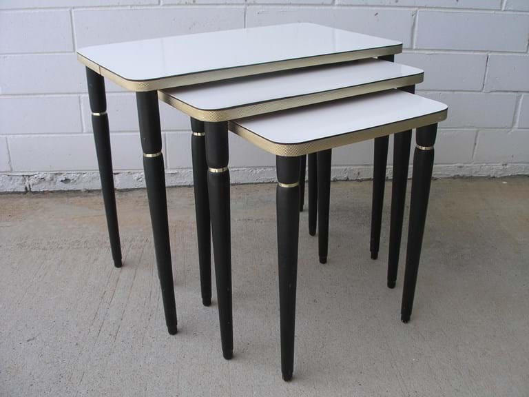 1960s nest of tables by Imperial (Australia)