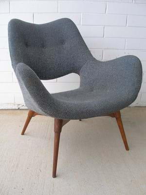 Model B210H TV chair by Grant Featherston