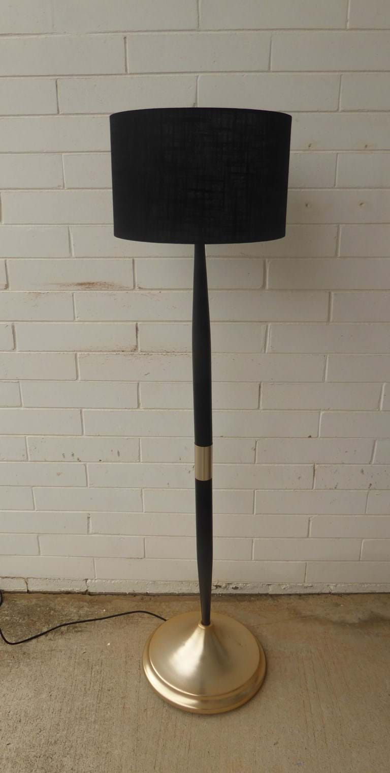 1950s floor lamp by Aladdin